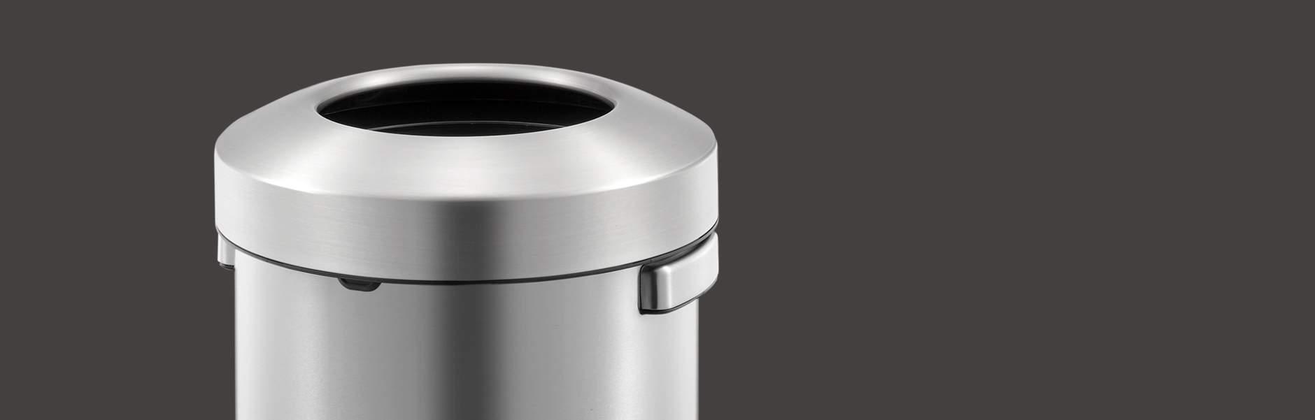 سطل زباله 60 لیتر OPENBIN اکو (EKO) مدل URBAN