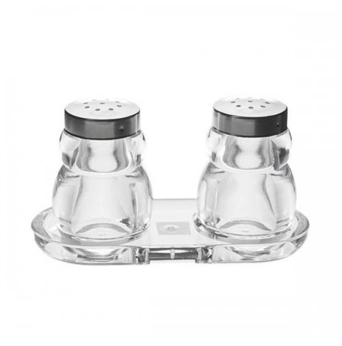 قیمت و خرید نمکدان 2 تایی اکرولیک والرین (Valerian) مدل 28-07