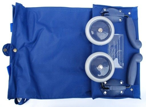 ساک خرید چرخدار جیمی (GIMI) مدل BELLA BLUE