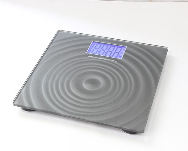 ترازو حمام دیجیتال والرین (Valerian) مدل EB2055-3D1