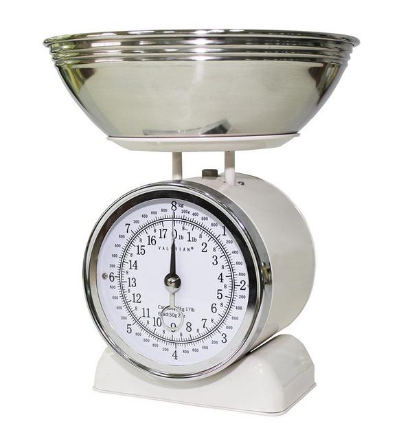 قیمت و خرید ترازو آشپزخانه عقربه ای والرین (Valerian) مدل SDR-P
