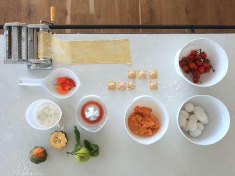 کاسه کرور (Curver) سه سایز قرمز، کاسه مواد غذایی، کاسه پلاستیکی