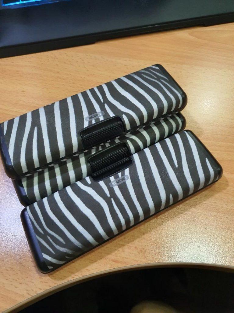 خرید جامدادی کرور (CURVER) مدل Zebra