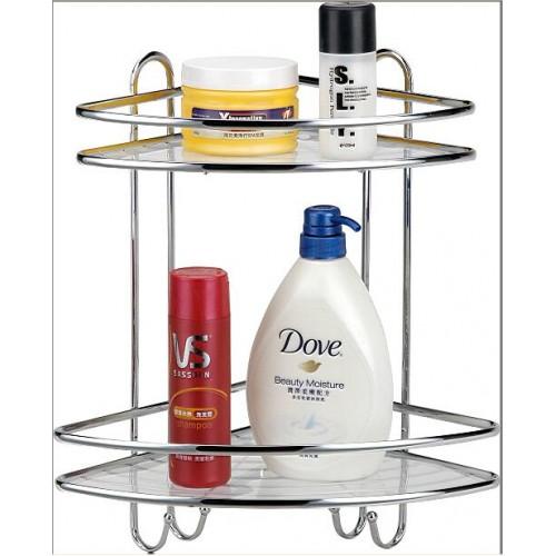 قیمت و خرید قفسه حمام دو طبقه والرین (Valerian) مدل HO-2214A (1)