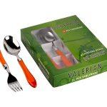 قیمت و خرید قاشق و چنگال والرین (Valerian)12 پارچه مدل 3204 H DS (3)