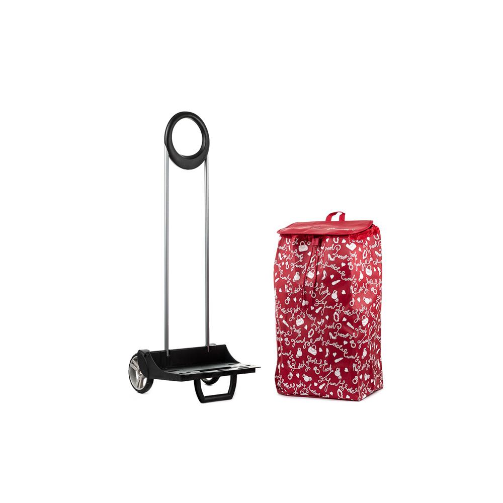 چرخ خرید خانگی جیمی (GIMI) مدل Easy Red