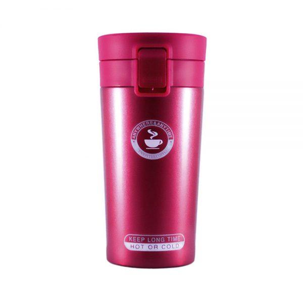 قیمت و خرید ماگ سفری استیل Enjoy The Coffee ظرفیت 450 سی سی (1)