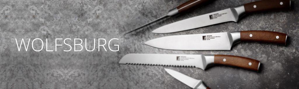 خرید کارد سرآشپز برگنر (Bergner)، کارد استیل، چاقو استیل