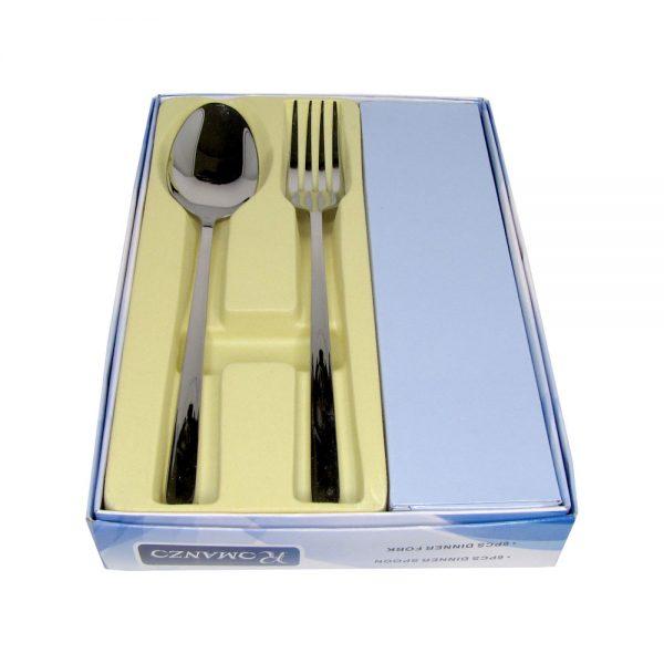 قیمت و خرید سرویس قاشق و چنگال 12 پارچه رومانزو (Romanzo) مدل 105 (1)