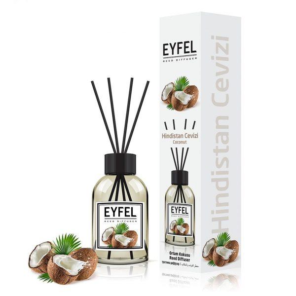 قیمت و خرید خوشبو کننده ایفل (Eyfel) رایحه نارگیل (Coconut) (1)