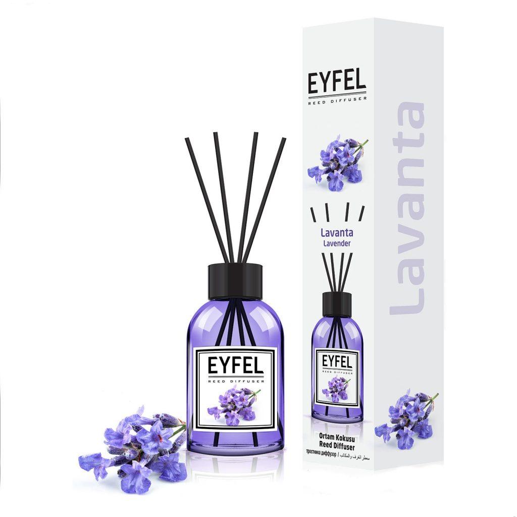 قیمت و خرید خوشبو کننده ایفل (Eyfel) رایحه لوندر (Lavender) (1)