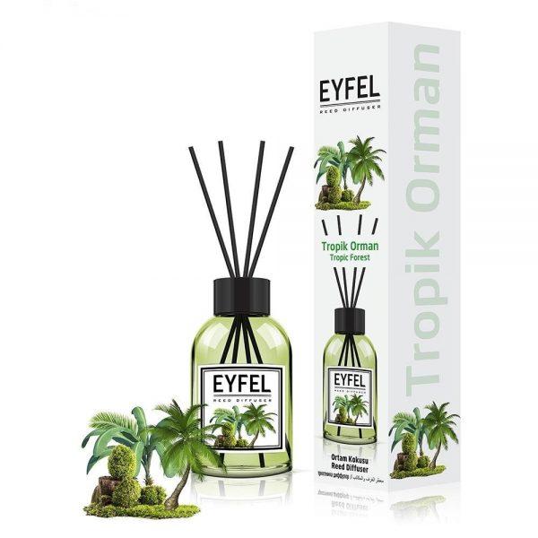 قیمت و خرید خوشبو کننده ایفل (Eyfel) رایحه جنگل استوایی (Tropic Forest) (1)